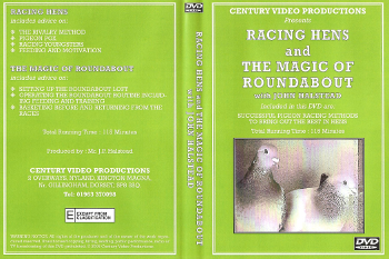 Racing Hens & The Magic of Roundabout by John Halstead